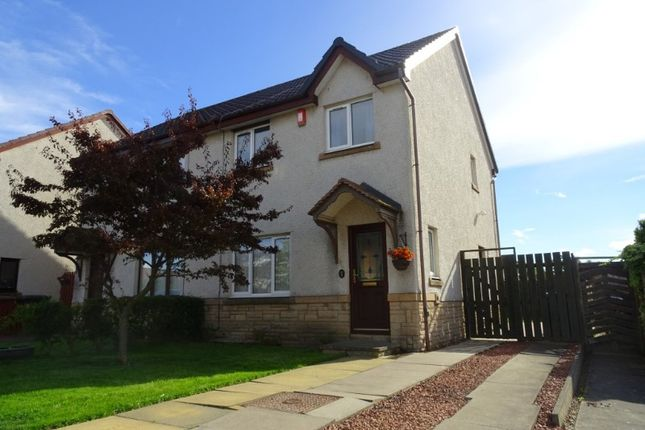 Thumbnail 3 bed semi-detached house to rent in The Murrays Brae, Liberton, Edinburgh