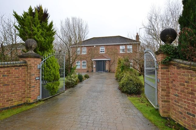 Thumbnail Detached house for sale in Hunters Rise, West Winch, Kings Lynn, Norfolk.