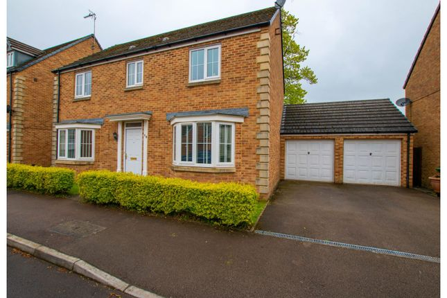 Thumbnail Detached house for sale in Brook Rise, Blackwood