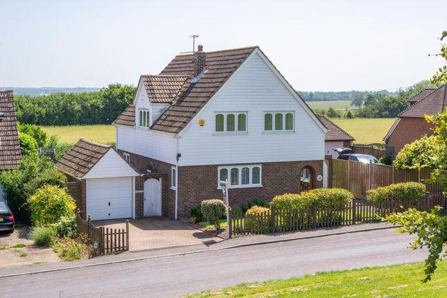 Thumbnail Detached house for sale in Lees Road, Boughton Lees, Ashford