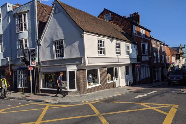 Thumbnail Retail premises to let in 49 High Street, Lewes