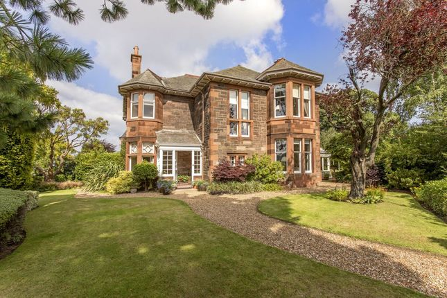 Thumbnail Detached house for sale in Southleigh, 9 Hermitage Drive, Morningside, Edinburgh
