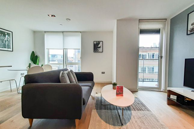 Thumbnail Flat to rent in Avantgarde Place, Shoreditch, London