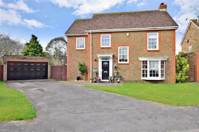 Thumbnail Detached house for sale in Aldbourne Drive, Bognor Regis, West Sussex