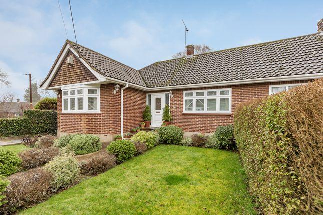 2 bed semi-detached bungalow for sale in Hartshaw, New Barn, Longfield DA3