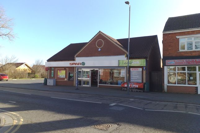 Thumbnail Retail premises for sale in High Street, Sutton On Sea