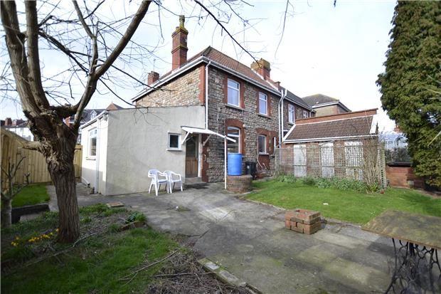 Semi-detached house in  Woodwell Road  Bristol B Bristol