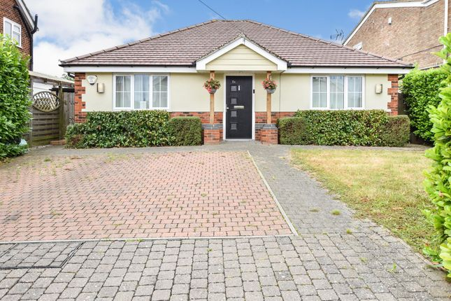 Thumbnail Detached bungalow for sale in High Beeches, Benfleet