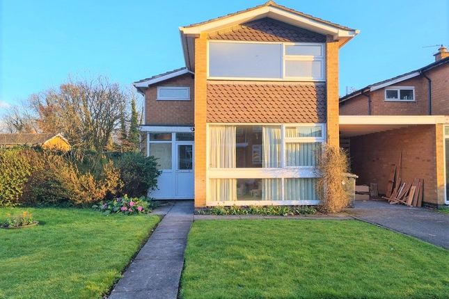 4 bed detached house to rent in Brookfield Avenue, Loughborough LE11