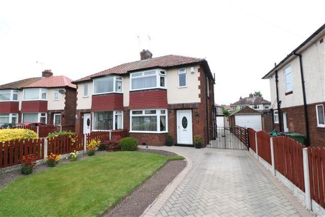 Semi-detached house for sale in Eskdale Avenue, Carlisle, Cumbria