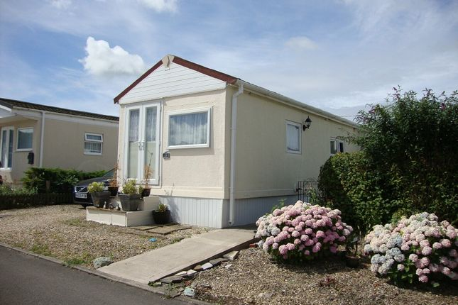 Thumbnail Mobile/park home for sale in Elm Close, Summer Lane Park Homes, Banwell