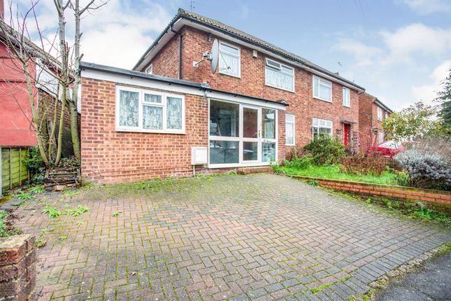 4 bed semi-detached house for sale in Courtenay Gardens, Harrow HA3