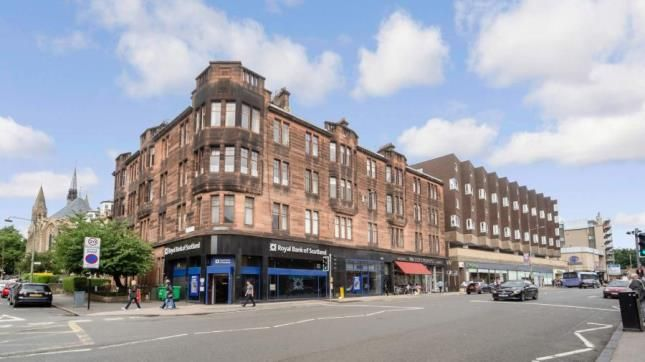 Thumbnail Flat for sale in Byres Road, Grosvenor Mansions, Dowanhill, Glasgow