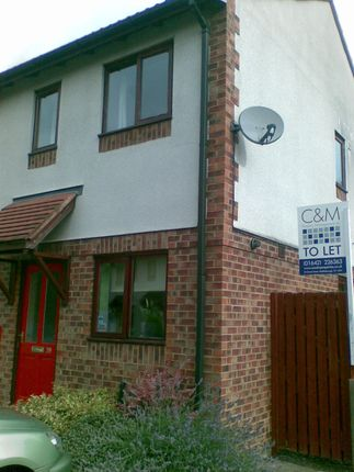 Thumbnail Semi-detached house to rent in Dexta Way, Northallerton