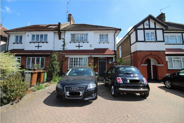 Thumbnail Semi-detached house for sale in Kings Road, Chingford