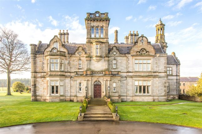 Thumbnail Flat for sale in Mansion House, Moor Park, Harrogate, North Yorkshire