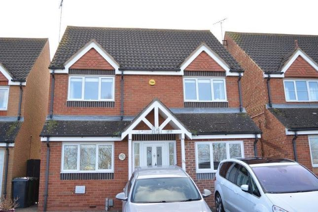 Thumbnail Detached house to rent in Brodsworth Road, Peterborough