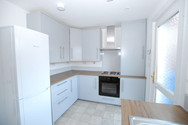 Thumbnail Flat to rent in Glenurquhart Road, Inverness