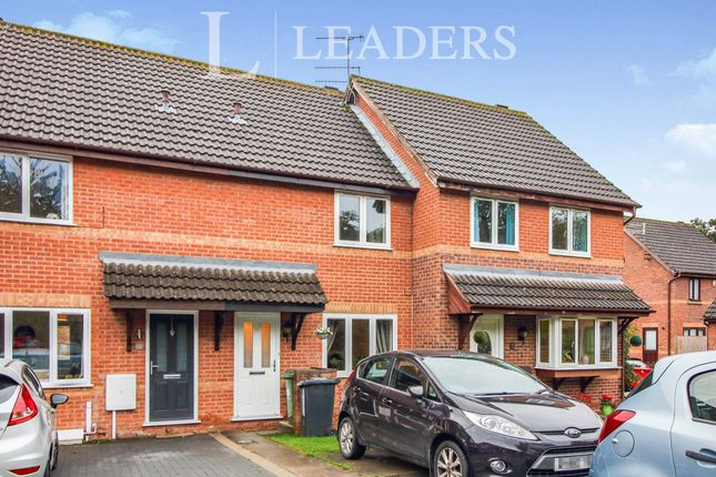 2 bed terraced house to rent in Beeston Gardens, Berkeley Alford WR4