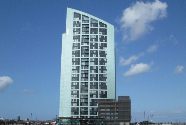 Thumbnail Flat to rent in Alexandra Tower, Liverpool