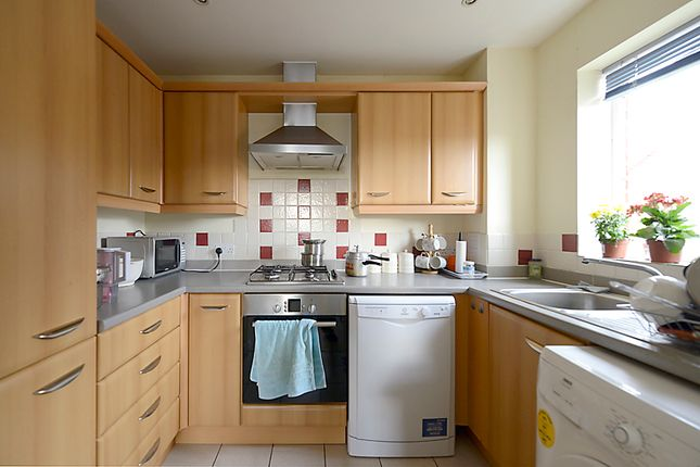Thumbnail Flat for sale in Iliffe Close, Reading
