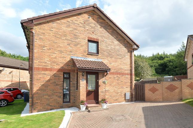 Thumbnail End terrace house for sale in Easthouses Way, Easthouses, Dalkeith, Midlothian
