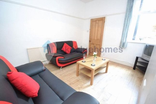 Thumbnail Terraced house to rent in Connaught Street, Leicester
