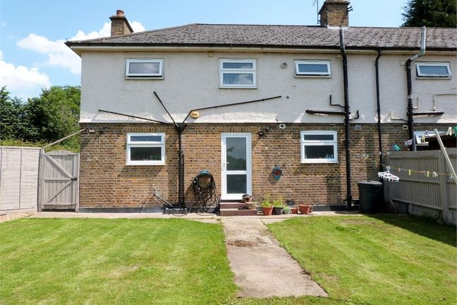 1 bed maisonette for sale in Priory Cottages, Harvil Road, Harefield, Middlesex UB9
