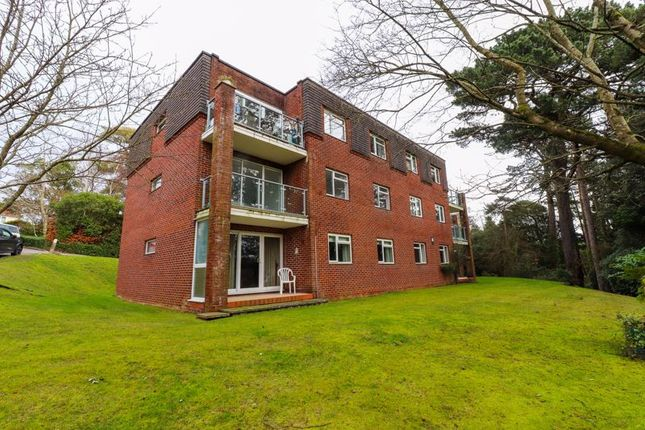 2 bed flat for sale in Overbury Road, Canford Cliffs, Poole BH14
