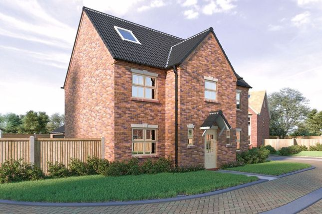 Thumbnail Detached house for sale in Plot 1, Lakeside, Ealand