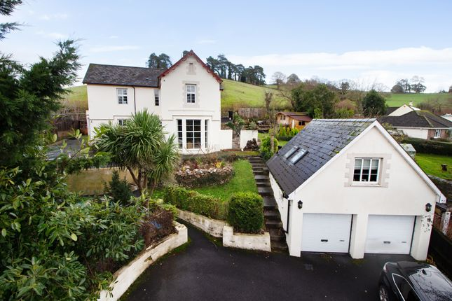 Thumbnail Detached house for sale in Totnes Road, Newton Abbot