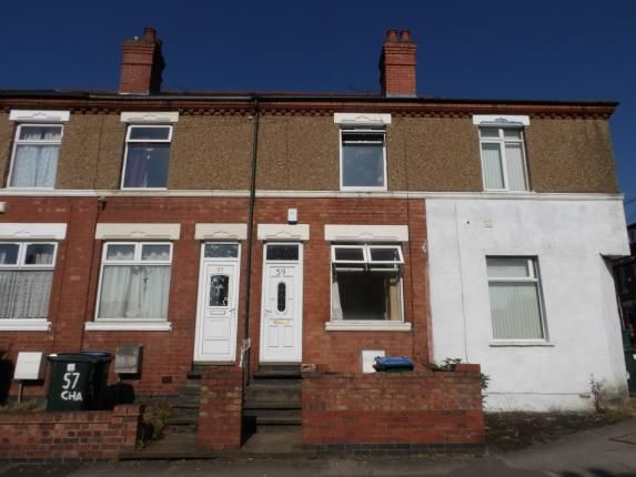 Front of Charterhouse Road, Stoke, Coventry, West Midlands CV1