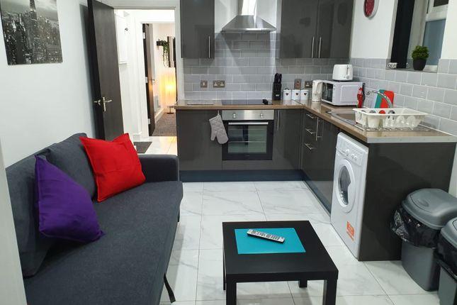 1 bed flat to rent in Tavistock Street, Roath CF24