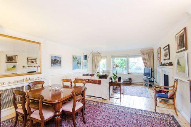 Thumbnail Flat to rent in Draxmont, Wimbledon Village