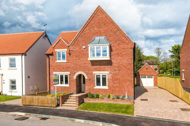 Thumbnail Detached house for sale in West Manor Park, Epperstone