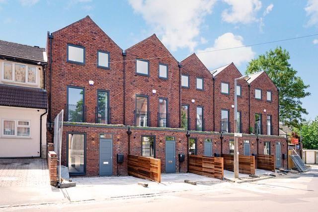 Thumbnail End terrace house for sale in Danvers Terrace, James Lane, Leyton, London
