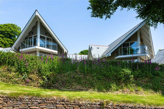 Thumbnail Detached house for sale in Trewhiddle, St. Austell, Cornwall