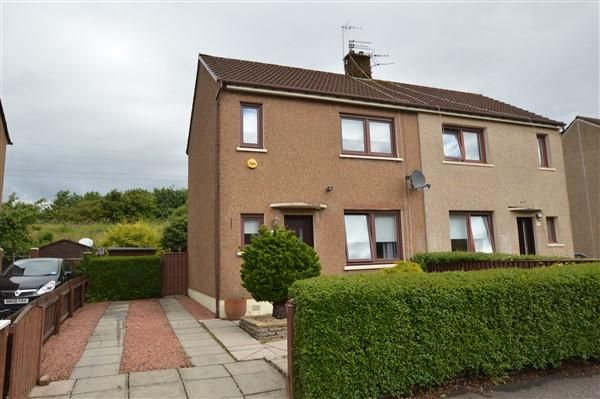 Thumbnail Semi-detached house for sale in Moraine Avenue, Blairdardie, Glasgow