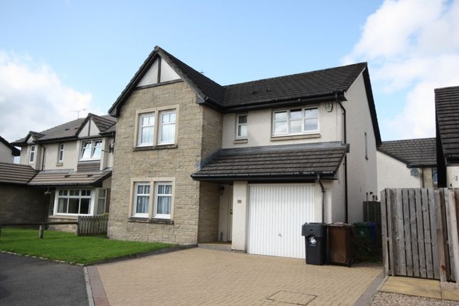 Thumbnail Detached house to rent in River Wynd, Cornton, Stirling