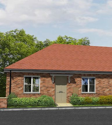 Thumbnail Semi-detached bungalow for sale in Irvine Gardens, St. Martins, Oswestry, Shropshire