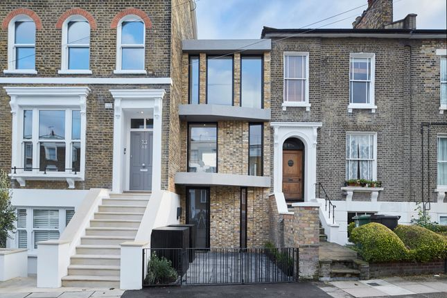 Thumbnail Terraced house for sale in The Coach House, St Donatts Road, London
