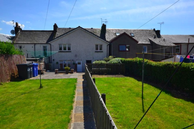 Thumbnail Terraced house to rent in Sharon Street, Dalry, North Ayrshire, 5Dt