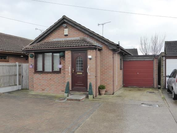 Thumbnail Bungalow for sale in Gennep Road, Canvey Island