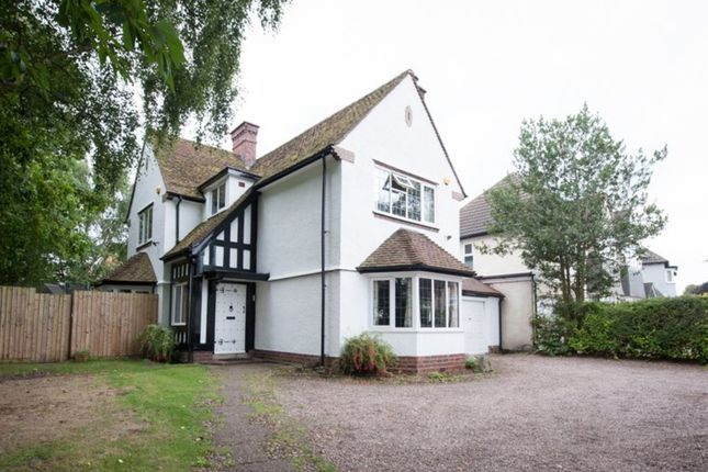 Thumbnail Detached house for sale in College Road, Sutton Coldfield