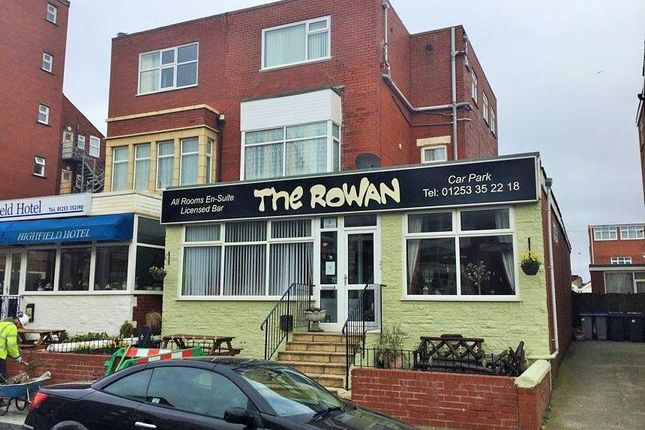 Thumbnail Hotel/guest house for sale in 8 Empress Drive, Blackpool