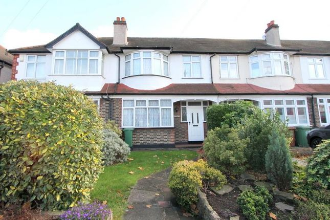 Thumbnail Property for sale in Nightingale Road, Carshalton