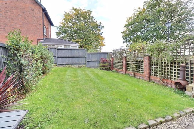 Rear Garden of Oliver Fold Close, Worsley, Manchester M28