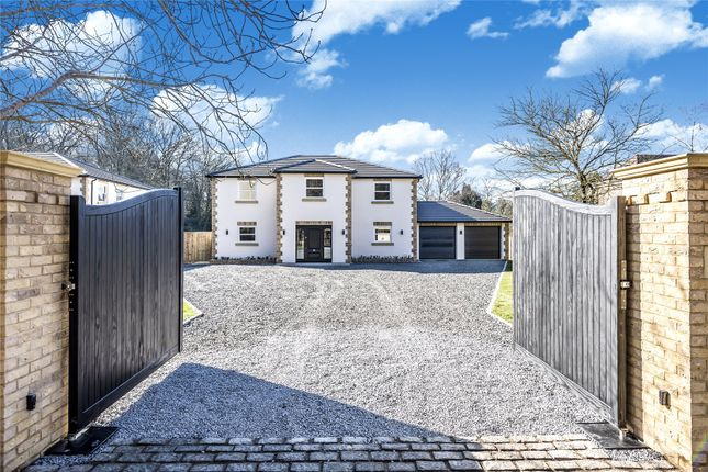 Thumbnail Detached house for sale in Ottershaw, Chertsey, Surrey