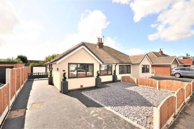 Thumbnail Semi-detached bungalow to rent in Poplar Avenue, Warton, Preston, Lancashire