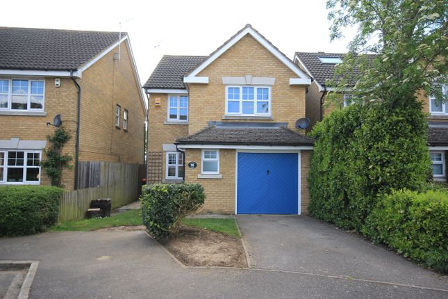 Thumbnail 3 bed detached house to rent in Randall Drive, Toddington